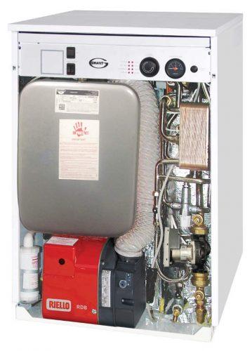Grant-Vortex-Combi Oil Boiler